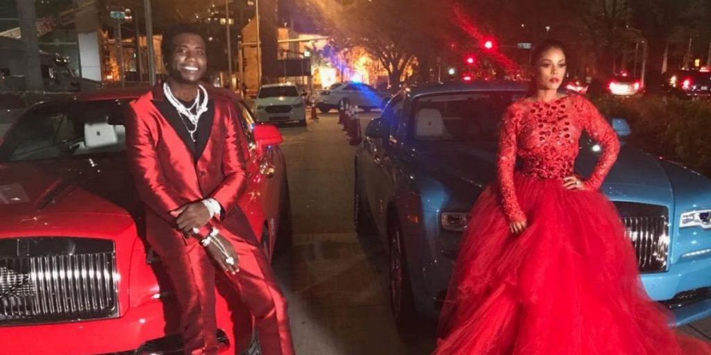 Gucci Mane с Кейшей Кайор