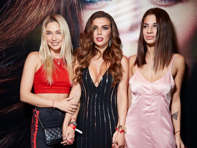 Наталья Рудова, Анна Седокова и Виктория Десятникова