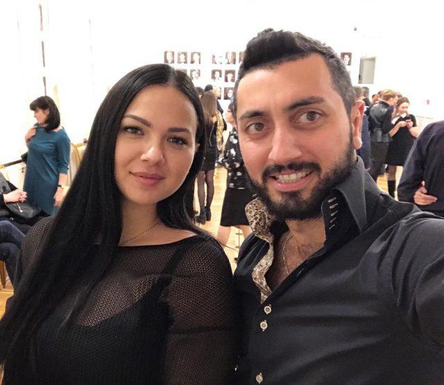 Чермен Дзотов и его бывшая девушка