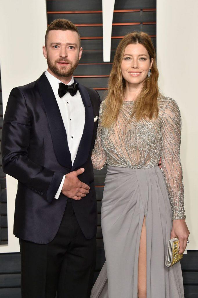 Джастин Тимберлейк и Джессика Бил: начали встречаться в 2007-м, в 2011-м расстались, но вскоре возобновили роман и поженились в 2012-м. Растят сына Сайласа
