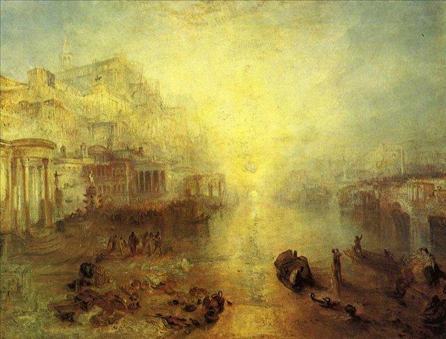 «Древняя Италия» (1838), Уильям Тернер