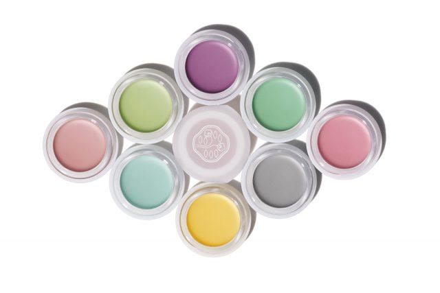Полупрозрачные кремовые тени Shiseido Paperlight Cream Eye Color