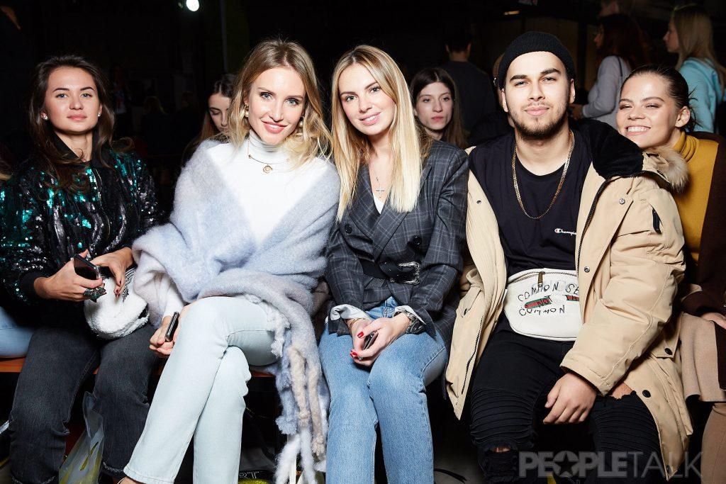 Анна Худоян, Виктория Марченко и Сергей Буниятов