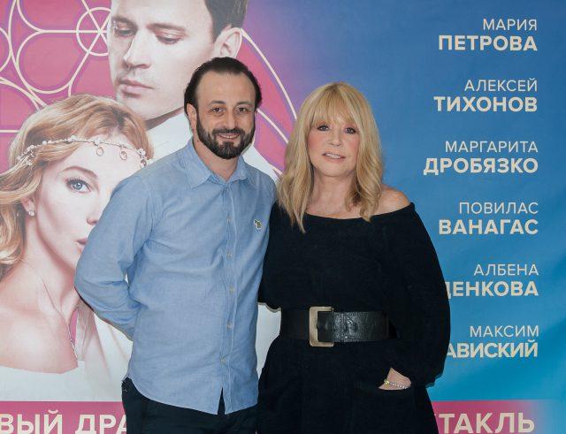 Илья Авербух и Алла Пугачева