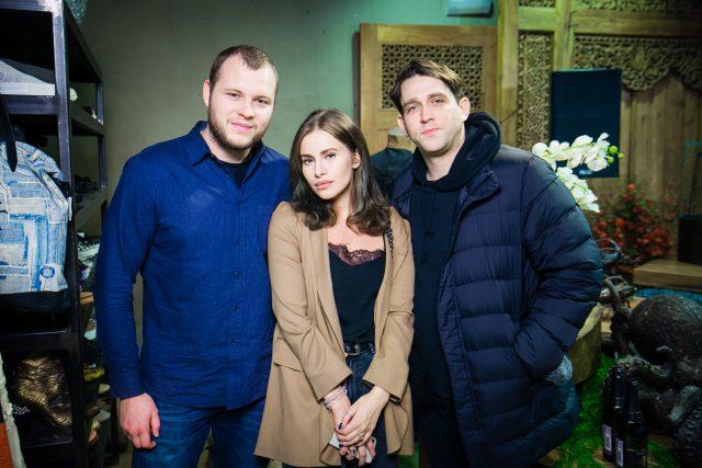 Сергей и Тата Бондарчук, Алексей Киселев
