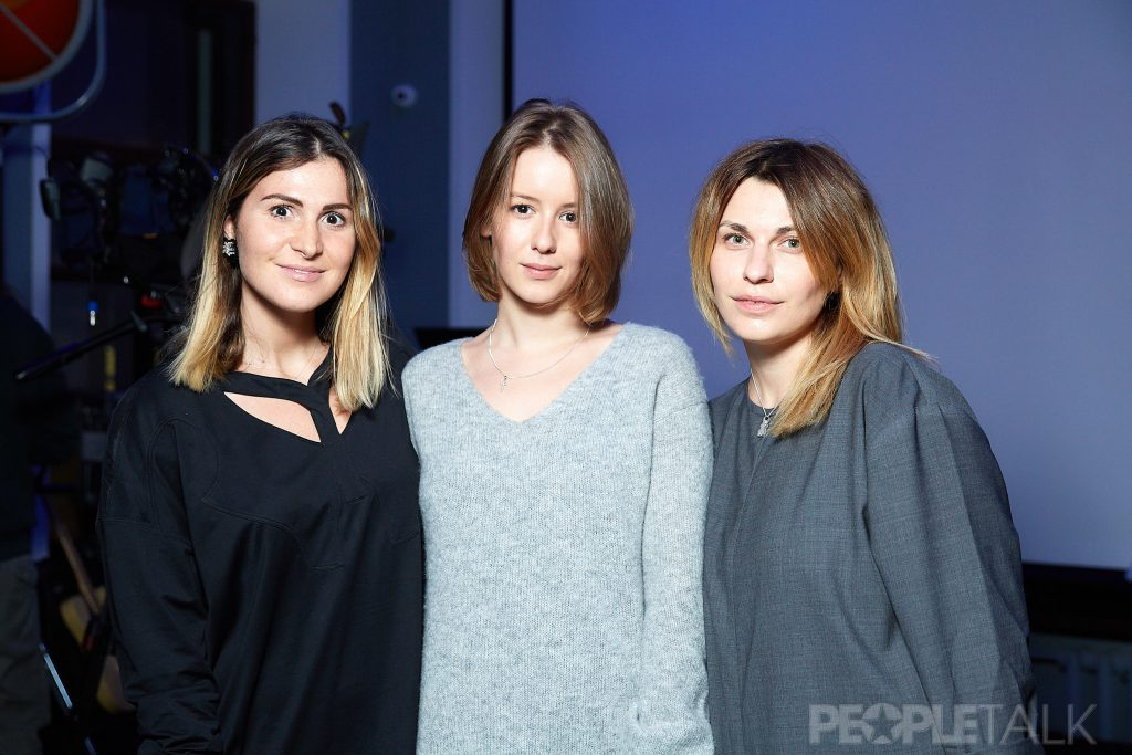 Лаура Джугелия, Ирина Старшенбаум и Оксана Кравчук