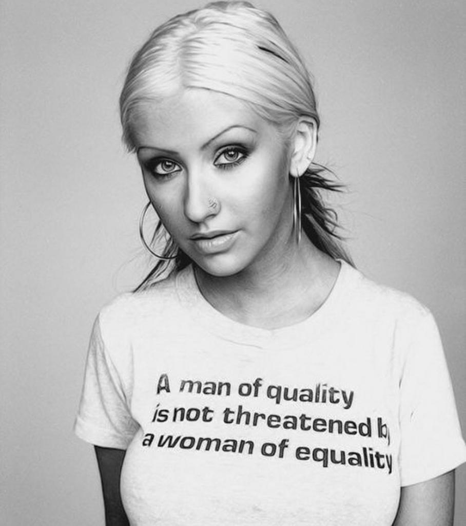 «Настоящий мужчина не боится равноправной женщины»
