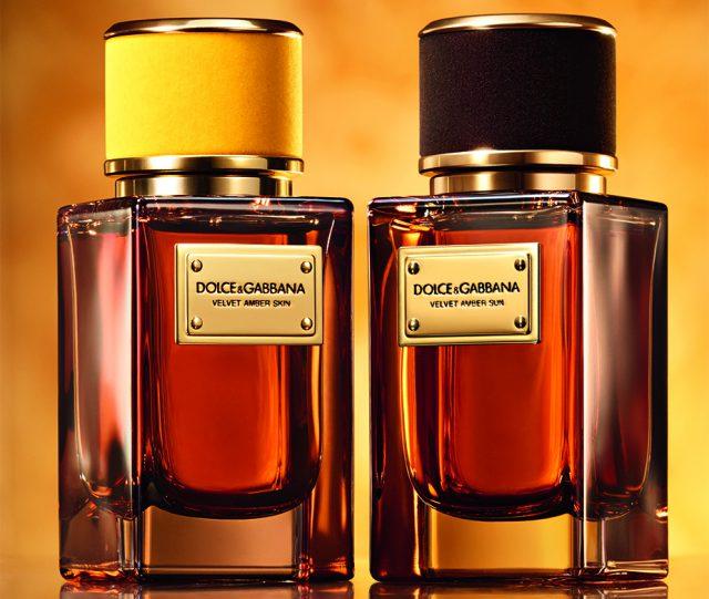 Dolce & Gabbana Velvet Amber Skin и Velvet Amber Sun,