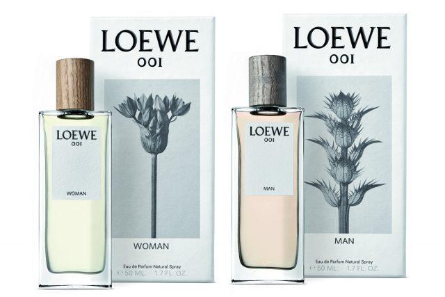 Парные ароматы Loewe 001