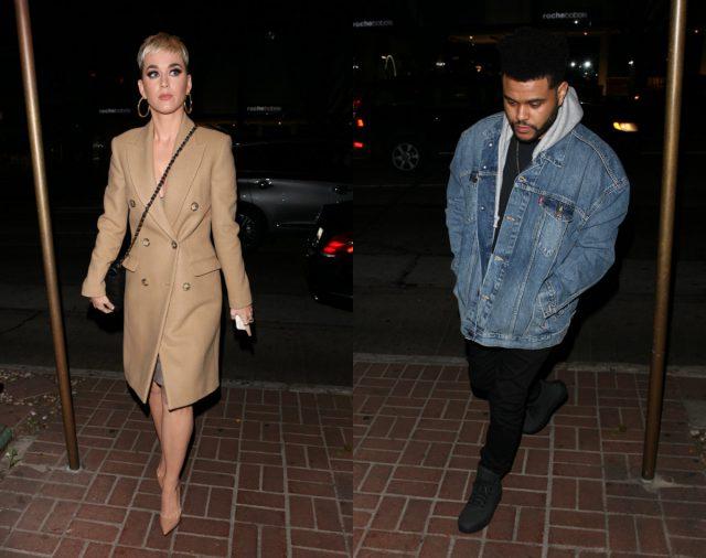 Кэти Перри и The Weeknd