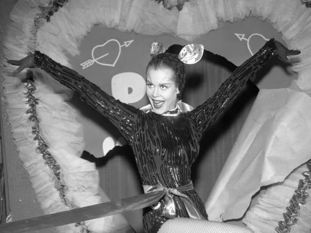 Актриса Элизабет Монтгомери, 1965. Потому что всегда сногсшибательно выглядела