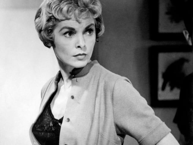 Звезда «Психо» Джанет Ли, 1960. Потому что и пела, и танцевала, и родила Джейми Ли Кёртис