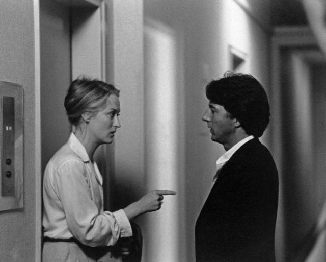 Мэрил Стрип и Дастин Хоффман (кадр из фильма «Крамер против Крамера»)