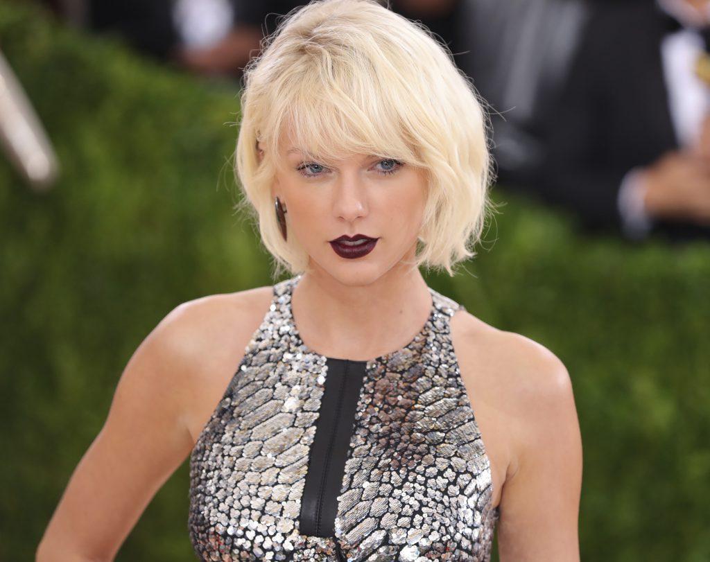 Тейлор Свифт на Met Gala 2016