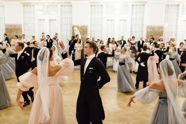 Tiara Ball Петра Аксенова