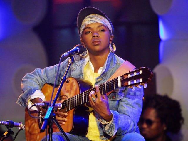 Певица Лорин Хилл, 1998. Потому что ее песни знала вся планета