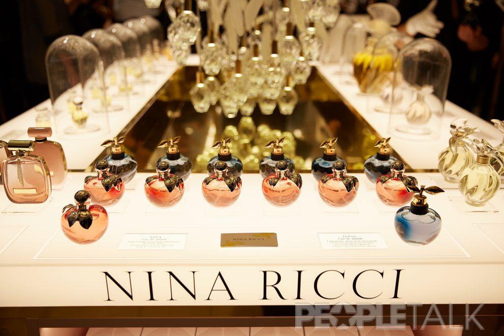 Открытие pop-up пространства Nina Ricci