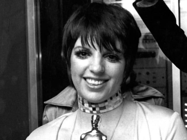 Актриса и певица Лайза Минелли, 1973. Потому что была одинаково известна и за свои прекрасные работы в кино, и за успехи в музыке