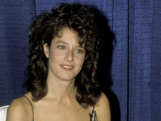 Актриса Дебра Уингер, 1982. Потому что ее трогательная улыбка покорила всю Америку