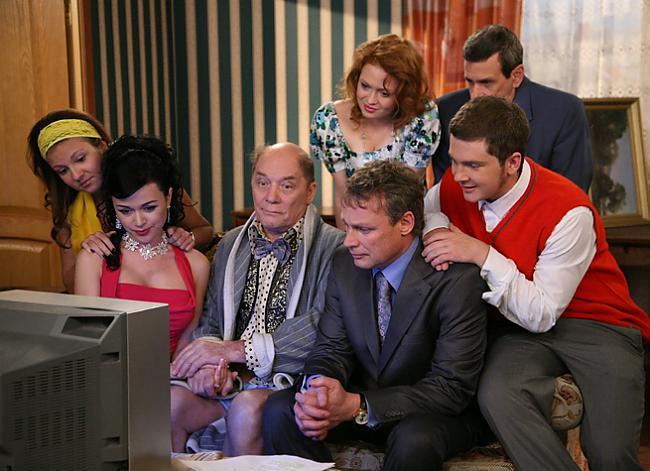 Екатерина Дубакина в сериале «Моя прекрасная няня»