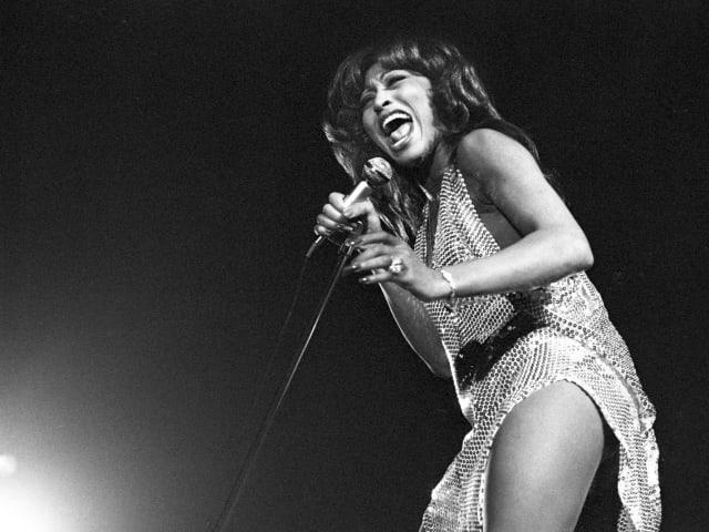 Певица Тина Тернер, 1971. Потому что она Simply the Best