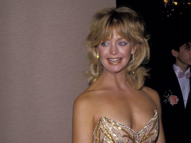 Голди Хоун, 1980. Потому что она всегда была it, а потом и ее дочь Кейт Хадсон