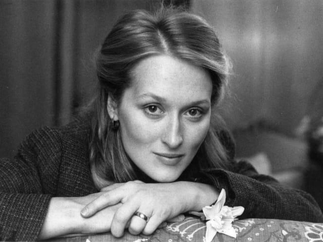 Актриса Мэрил Стрип, 1979. Потому что она просто роскошная женщина