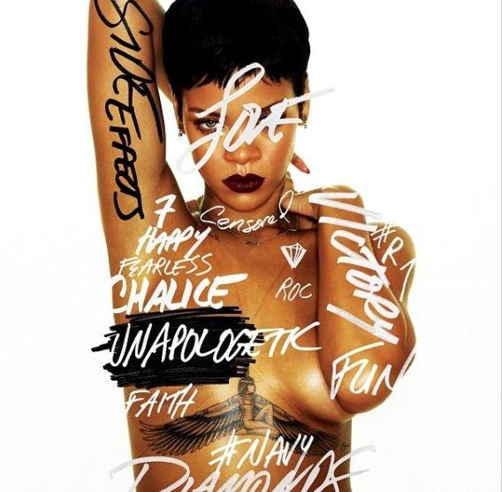 Обложка альбома Unapologetic