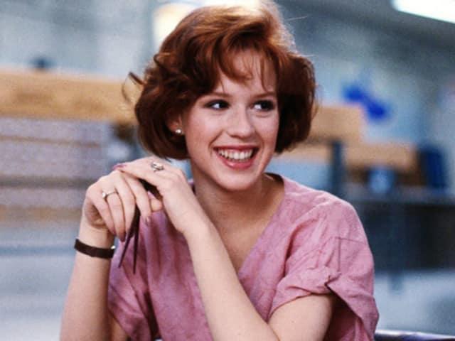 Актриса Молли Рингуолд, 1985. Потому что после фильма «Клуб «Завтрак»» стала настоящей звездой