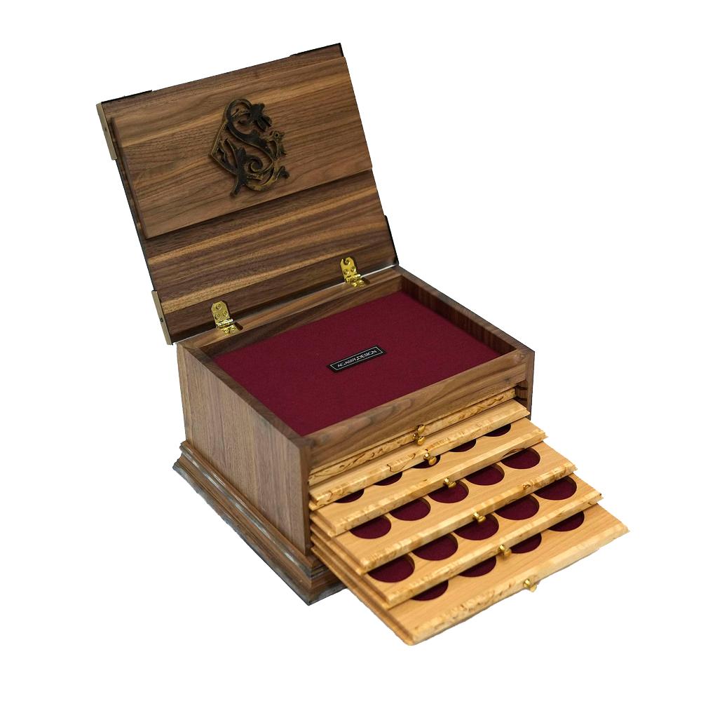 Шкатулка для монет, 95500 рублей