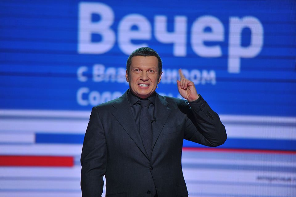 """Владимира Соловьева вызвали на дуэль за """"бесов"""""""