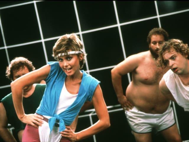 Певица Оливия Ньютон-Джон, 1978. Потому что количеству ее «Грэмми» и первым строчкам в чартах можно только позавидовать