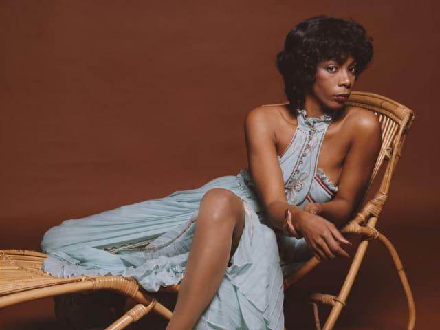 Певица Донна Саммер, 1975. Потому что ее так долго называли королевой диско, что она в конце концов ею и стала