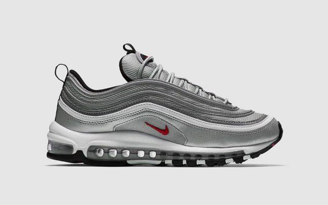 80d9b150 У Nike много ретро-моделей, которые время от времени возвращаются в моду —  сначала Air Max 93, потом — 95, а осенью 2017-го все вдруг вспомнили про 97.