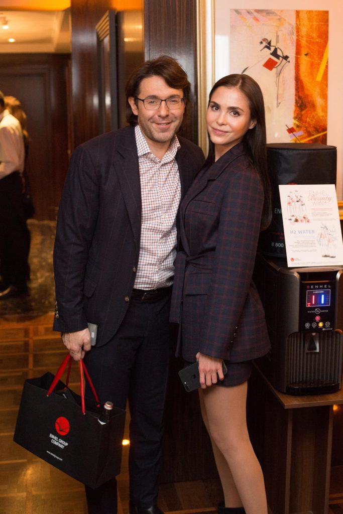 Андрей Малахов и Юлия Богданова