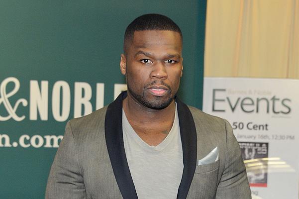 50 Cent отсидел три года за хранение наркотиков. Приговор ему вынесли в 94-м.