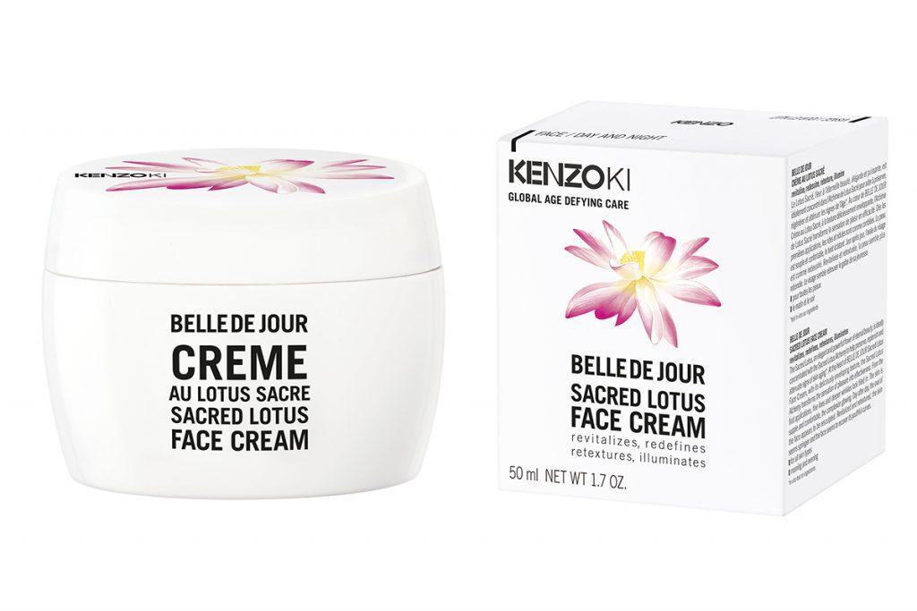 Крем для лица Belle de Jour Kenzo