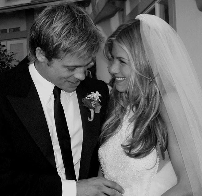 2000-й. Свадьба. Все счастливы.