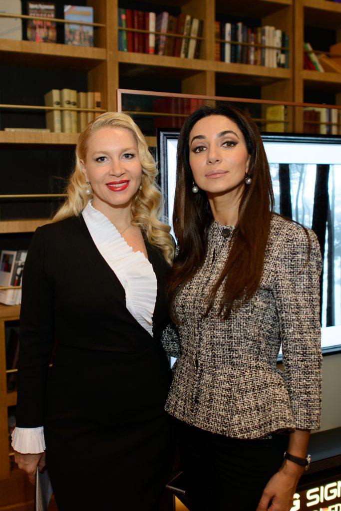 Екатерина Одинцова и Зара