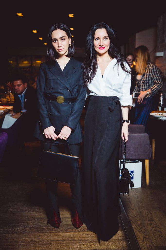 Алиса и Изета Гаджиевы