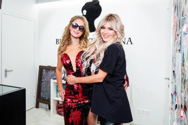 Пэрис Хилтон и Белла Потемкина