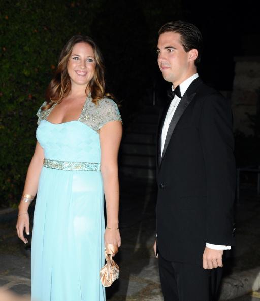 Филипп, принц Греции и Дании и принцесса Греции Феодора