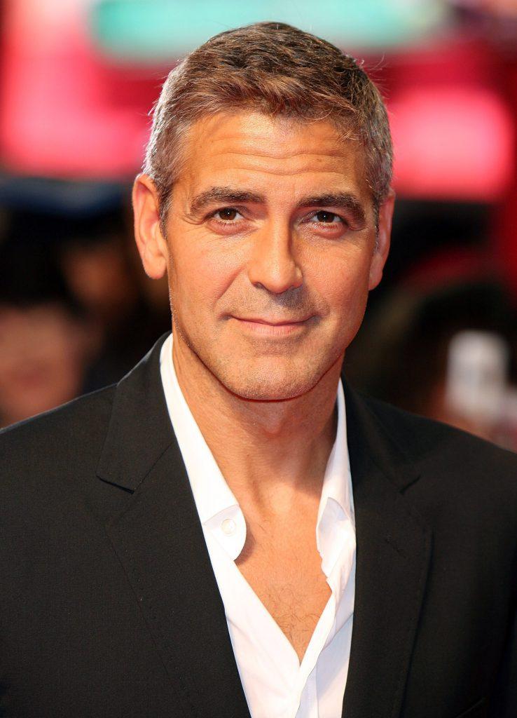 Джордж Клуни - 89,91%