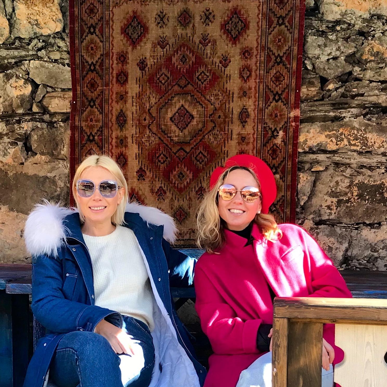 Аврора и Даша Субботина