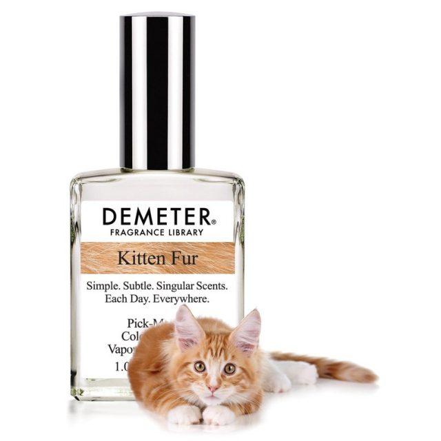 Аромат Demeter Kitten Fur
