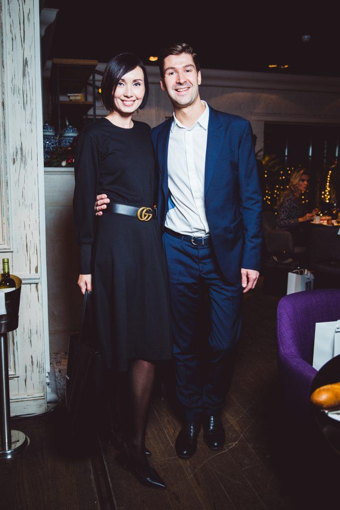 Мария Железнякова и Дмитрий Шипилов