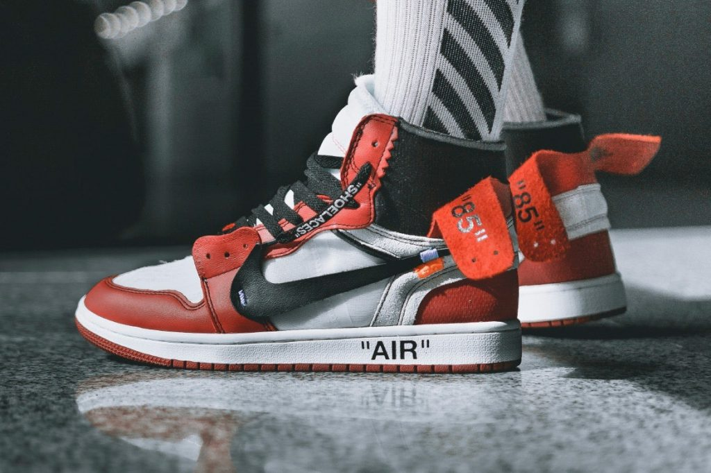 Nike Air Jordan 1 x Off-White