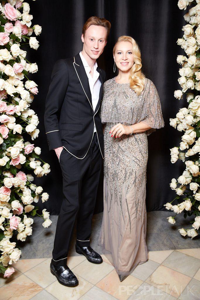 Владимир Славский и Екатерина Одинцова
