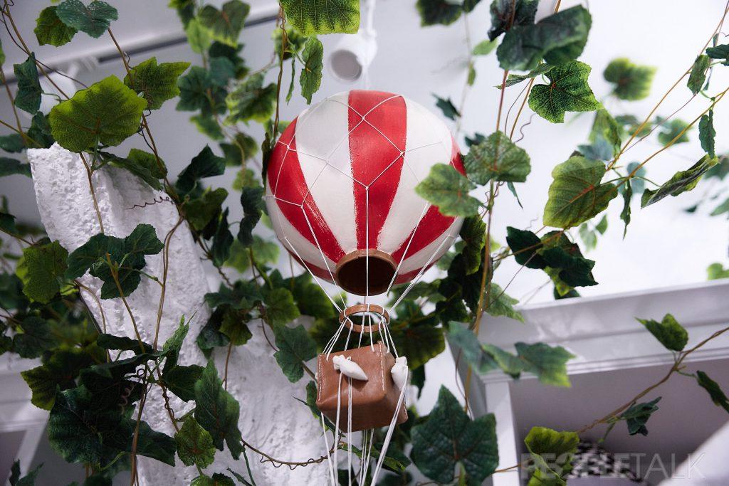 Открытие бутика Moonsters и Florist Gump