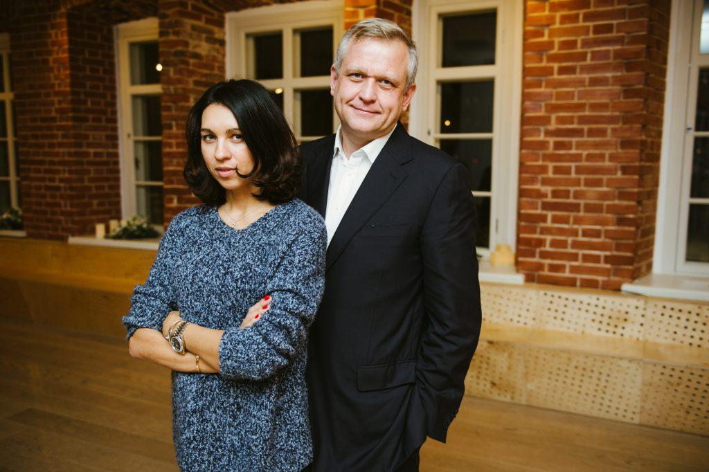 София и Сергей Капковы